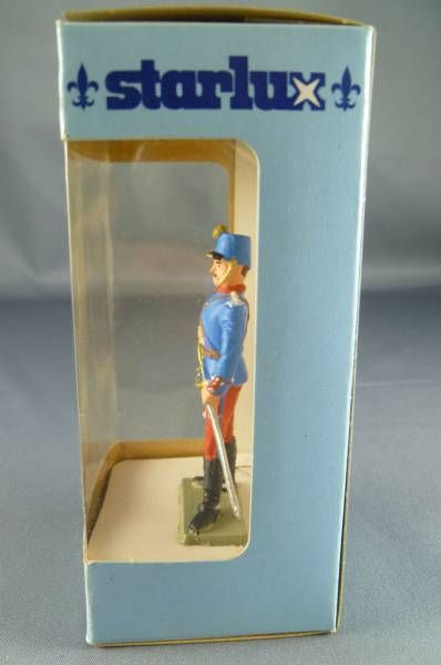 Starlux - WW1 - French - Horsemen bugler (ref P5/FH31044) Mint in Box