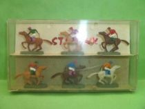 Starlux 20mm (1/87�) - Horses Race (Mint in Box) (ref N�13)