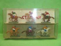 Starlux 20mm (1/87°) - Horses Race (Mint in Box) (ref N°13)