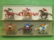 Starlux 20mm (1/87°) - Horses Race (Mint in Box) (ref N°13)