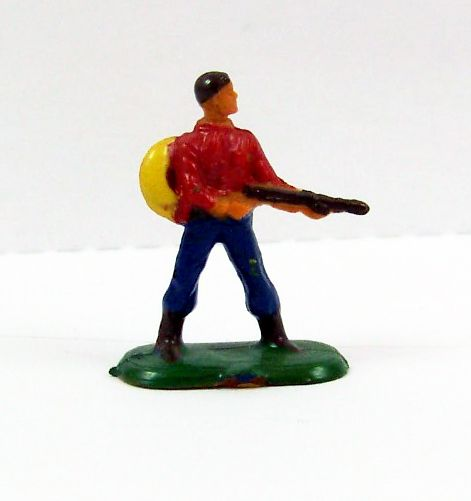 Starlux 20mm (1/87°) - Wild West Cow-Boys - Rifle in hand (Ref 3125)