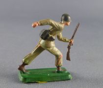Starlux 30mm (1/55°) - Army - Commando charging rifle (ref 1327)