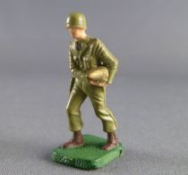 Starlux 30mm (1/55°) - Army - Infantry carrying rocket (ref 1085)