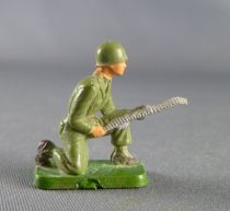 Starlux 30mm (1/55°) - Army - Infantry machine gunner (ref 1093)