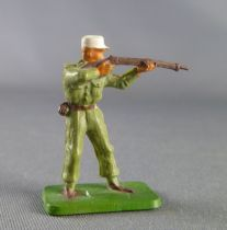 Starlux 30mm (1/55°) - Army - Legion fighting standing firing rifle (ref 1191)