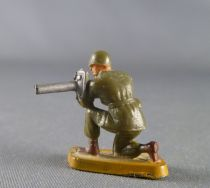 Starlux 30mm (1/55°) - Army - Modern army - Fighting firing bazooka (ref M21 sand base)