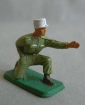 Starlux 35mm (1/50°) - Army - Legion fighting mortar chef (ref 1186)
