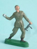 Starlux 35mm (1/50°) - Army - Modern army - Fighting grenade & MP (ref M11)