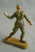Starlux 35mm (1/50�) - Army - Modern army - Fighting grenade thrower (ref M??))