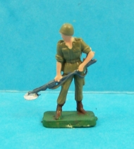 Starlux 35mm (1/50�) - Army - Modern army - Fighting mines detector (ref M6)