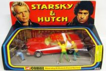 Starsky & Hutch - Corgi  Ref. 292 - Ford Gran Torino 1:36 Scale & figures (Mint in Box)