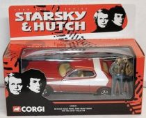 Starsky & Hutch - Corgi Ref.CC00201 - Ford Gran Torino 1:36 scale (Mint in Box)