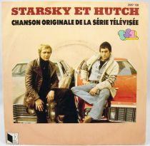 Starsky & Hutch - Disque 45T- Chanson Originale de la Série TV - Saban Records 1982