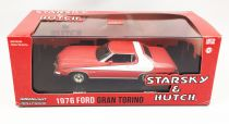 Starsky & Hutch - Greenlight Hollywood - Ford Gran Torino 1/24ème (Diecast)