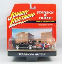 Starsky & Hutch - Johnny Lightning (TV series Scene) - Ford Gran Torino 1/64e