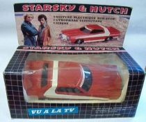 Starsky & Hutch - Weymm\\\'s Cie - Remote Controled Ford Gran Torino 1:24 scale (Mint in Box)
