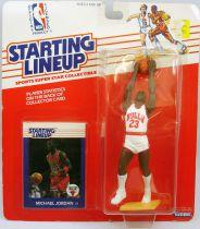 Starting Lineup - Basket Ball - 1988 Chicago Bulls Michael Jordan