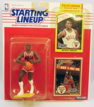 Starting Lineup - Basket Ball - 1990 Chicago Bulls Michael Jordan