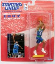 Starting Lineup - Basket Ball - 1997 Minnesota Timberwolves Stephon Marbury