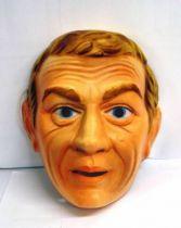 Steve McQueen face-mask (by César)