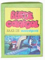 Stickers in original enveloppe Colargol at the north pole