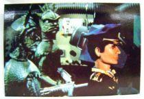 Stingray - Bloomsberry Books Postal Card -  Aquaphibians & Troy Tempest