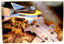 Stingray - Bloomsberry Books Postal Card - Stingray craft (2)