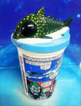 Stingray - Pizza Hut Collectible Plastic Cups - Terror Fish