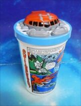 Stingray - Pizza Hut Collectible Plastic Cups - The Crab