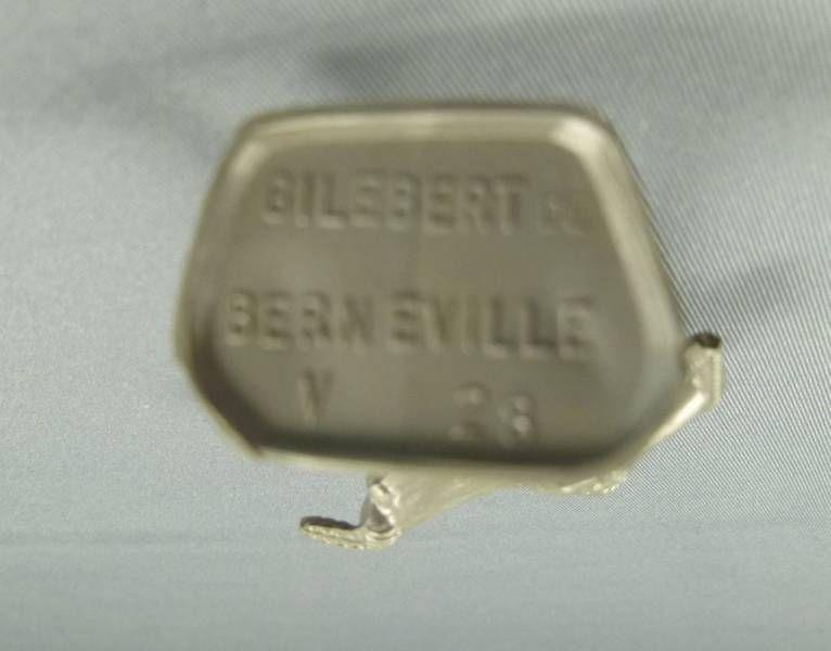 Storme - Feodo-Communal Area - Gilebert de Berneville (V28)