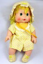 Charlotte aux fraises - 12\'\' Baby Lemon Meringue  Bébé Meringue Citron 30cm (loose)