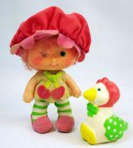 Charlotte aux fraises - Cherry Cuddler & Gooseberry  Griottine & Cannelle (loose)