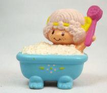 Charlotte aux fraises - Miniatures - Angélique prend un bain moussant (loose)