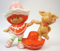 Strawberry shortcake - Miniatures - Café Olé dancing with Burrito (loose)