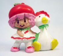 Charlotte aux fraises - Miniatures - Griottine et son oie (loose)