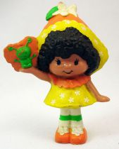"Strawberry shortcake - Miniatures - Orange Blossom ""orange hat\"" & Marmalade (loose)"