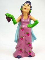 Charlotte aux fraises - Miniatures - Grappe Verte (loose)