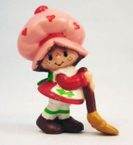 Charlotte aux fraises - Miniatures - Charlotte et son balai (loose)