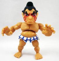 Street Fighter - Action-Vinyl The Loyal Subjects - E. Honda