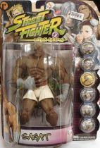Street Fighter - Resaurus - Sagat (Round 2)