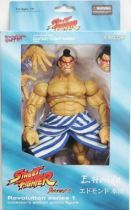 Street Fighter - SOTA Toys - E. Honda