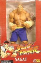 Street Fighter - SOTA Toys - Sagat (10\'\' roto-cast figure)