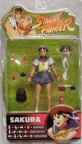 Street Fighter - SOTA Toys - Sakura