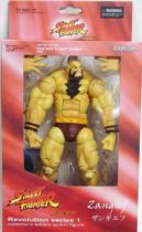 Street Fighter - SOTA Toys - Zangief