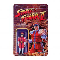 Street Fighter II - Super7 - Figurine Re-Action M.Bison