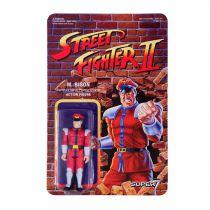 Street Fighter II - Super7 - Figurine Re-Action M.Bison