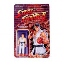 Street Fighter II - Super7 - Figurine Re-Action Ryu