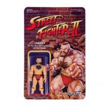 Street Fighter II - Super7 - Figurine Re-Action Zangief