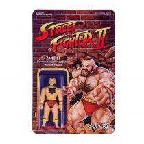 Street Fighter II - Super7 - Figurine Re-Action Zangief