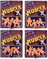 Street Fighter II - Super7 - Set of 12 M.U.S.C.L.E. figures